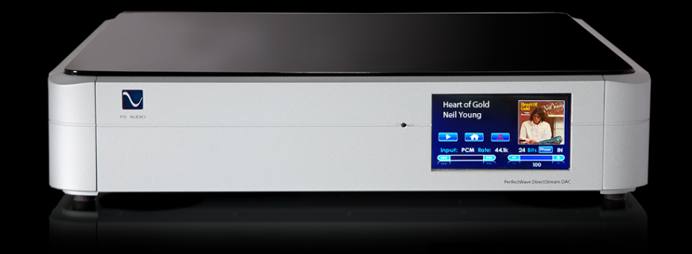 PS Audio PerfectWave DirectStream DAC