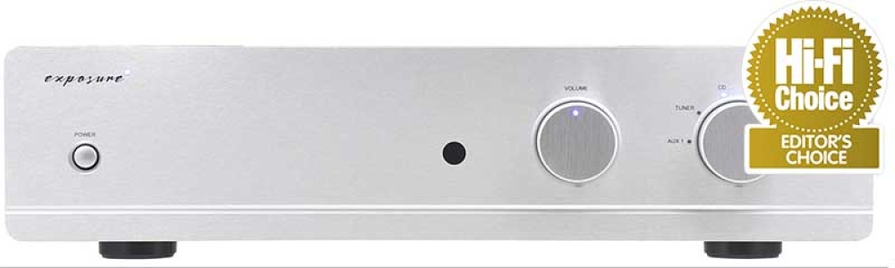 Exposure 3010s2 D Integrated amp