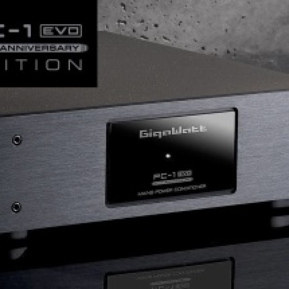 Gigawatt PC-1 EVO Limited Anniversary Edition